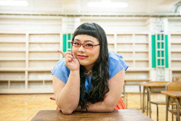 渡辺直美眼鏡