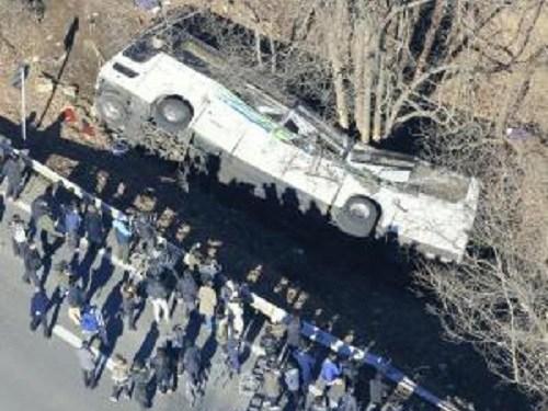 軽井沢バス事故