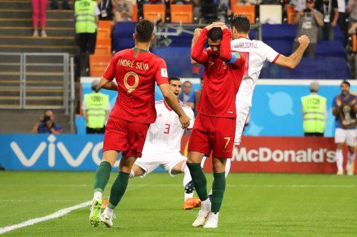 イラン 対 ポルトガル