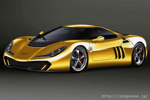 高級スポーツカー