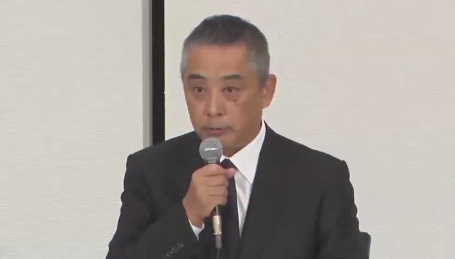 岡本社長会見