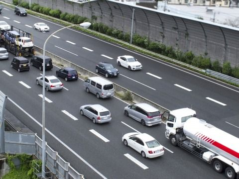 年末年始 渋滞予測