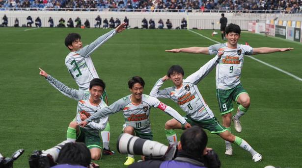 サッカー王国