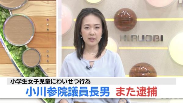 小川勝也参議院議員