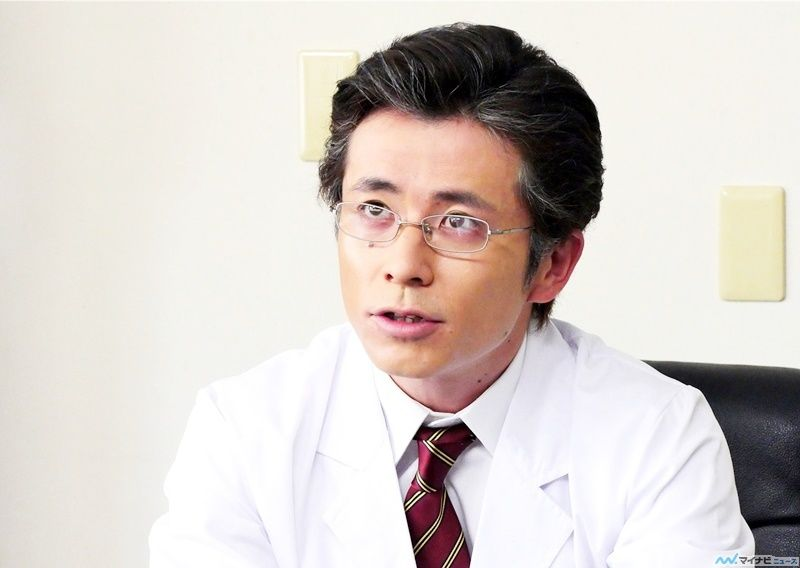 オリラジ藤森 医師役