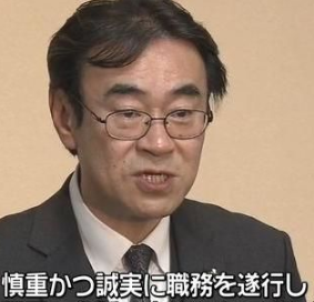 黒川弘務検事長