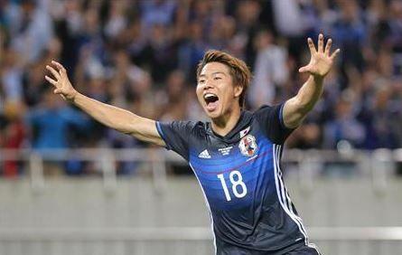 サッカー日本代表 W杯出場決定