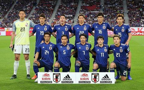 日本 対トリニダード・トバゴ