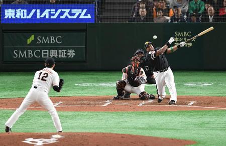 野球日本シリーズ