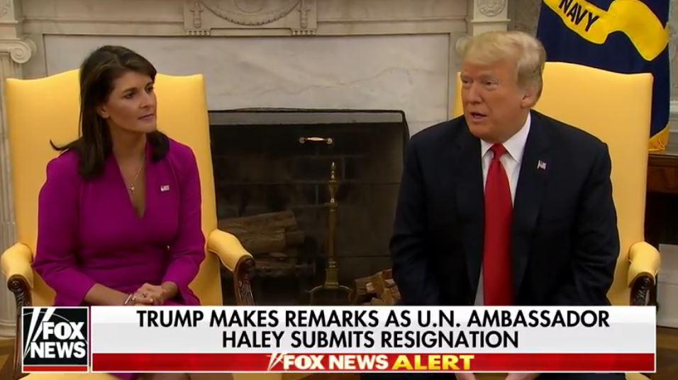 ヘイリー米国連大使