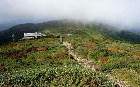 蔵王山 噴火警戒レベル