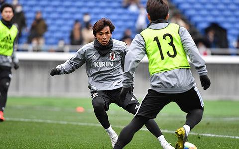 日本 対 ボリビア