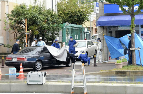 神戸市長田区五番町で発砲事件 路上に血を流した男性遺体 暴力団の抗争 | ニュース速報Japan