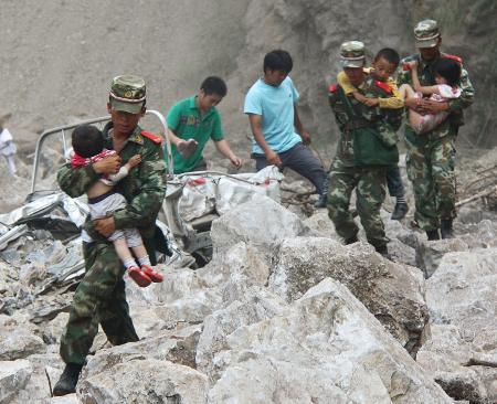 中国地震 : 急上昇ワード2chまとめブログ速報