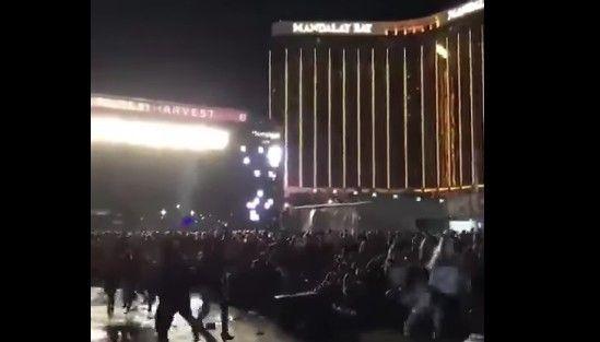 ラスベガス 銃乱射事件