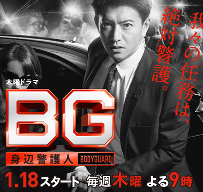 BG 視聴率