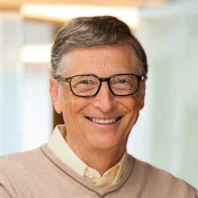 世界長者番付 ビル・ゲイツ