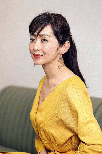 斉藤由貴 32年ぶり