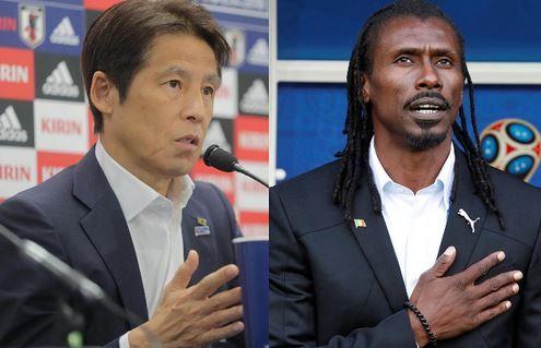 日本 対 セネガル