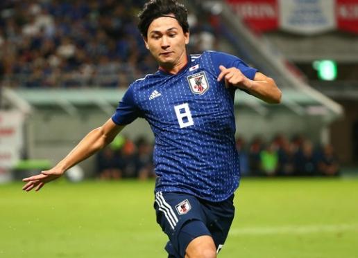 日本 対 コスタリカ