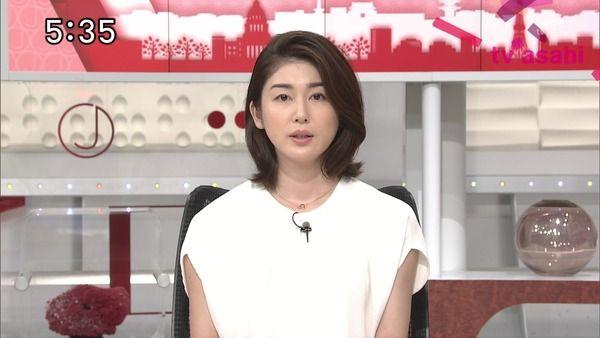 加藤真輝子アナウンサー