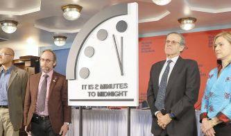 終末時計 残り2分