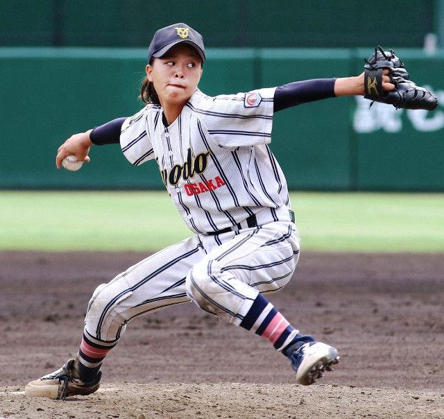 中学硬式野球 大会史上初