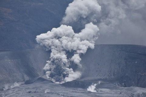 爆発的噴火