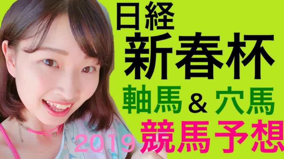 日経新春杯 2019