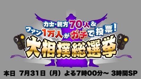 大相撲総選挙