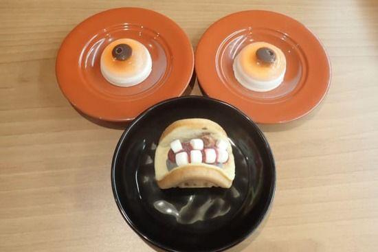 くら寿司 ハロウィン