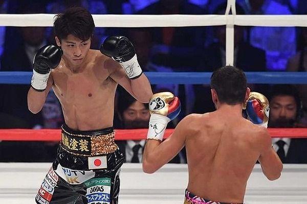 ボクシング 階級