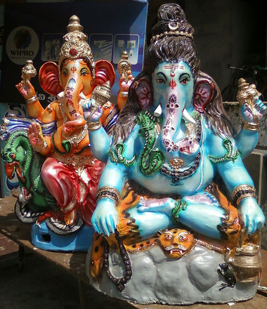 Ganesha_Idols_at_Thagarapuvalasa