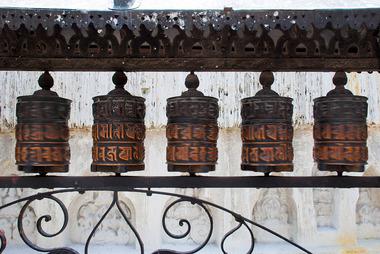 1280px-Swayambhunath_prayer_wheels
