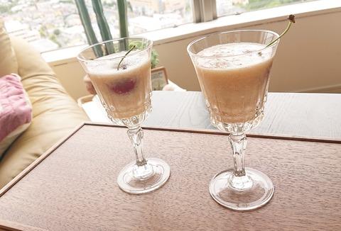 <YouTube>トレミジュース1 1分半リンパ刺激体操×フルーツ甘酒スムージー
