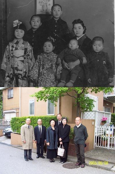 1948年と2005年