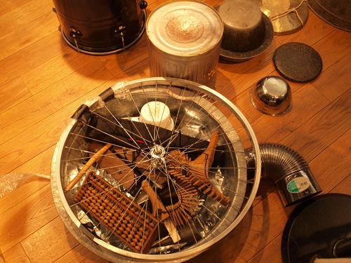 Asoviva!のライブにゲスト&そしてまたご飯も作ります