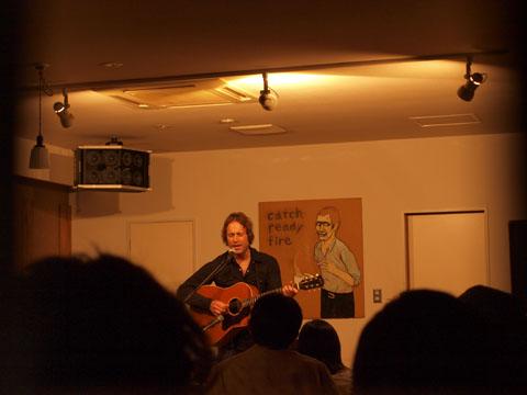 Neal Casal tour 初日@松山