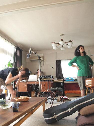 引越5 レコーディングスタジオ