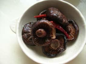 椎茸の甘辛煮