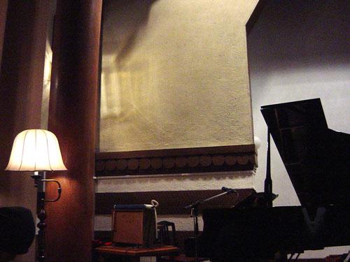 大倉山記念館のピアノ
