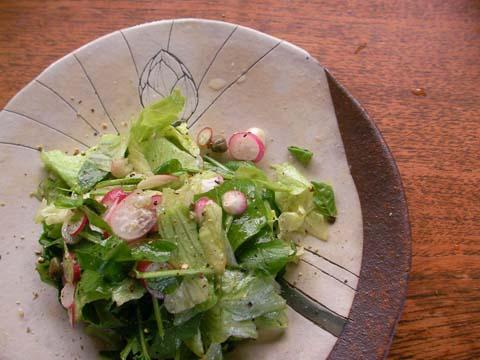 庭サラダ2