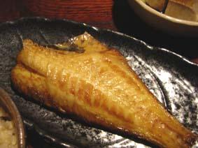 赤魚のオーブン焼き