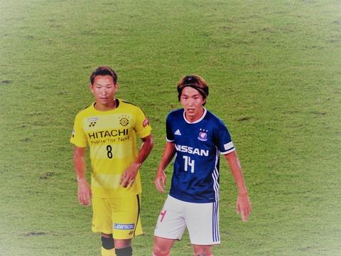 横浜F・マリノス 天野純