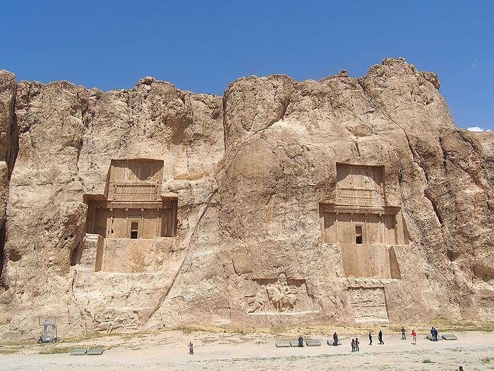 2016年4月 悠久なるペルシャ テヘラン&シラーズの旅 #13 ペルシャ帝国 ...