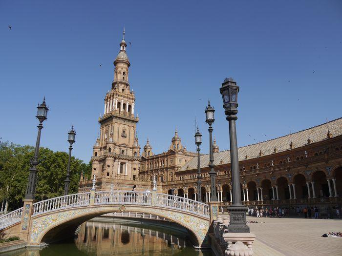 (セビーリャ/カテドラルとヒラルダの塔) 現在、ポルトガル&スペイン周遊中! #5 スペイン・グ