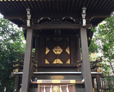20160813飯富稲荷神社