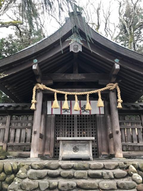 20180309諏訪大社 前宮-1