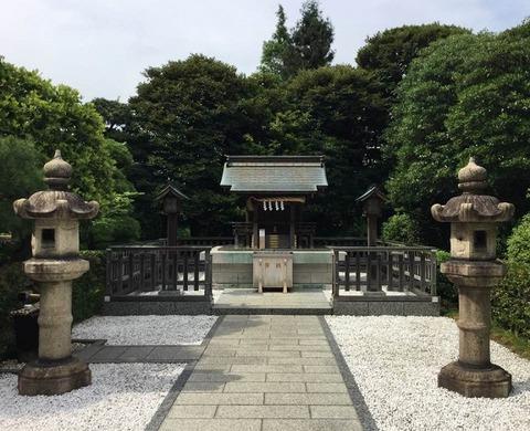 20160620恵比寿神社(ガーデンプレイス)