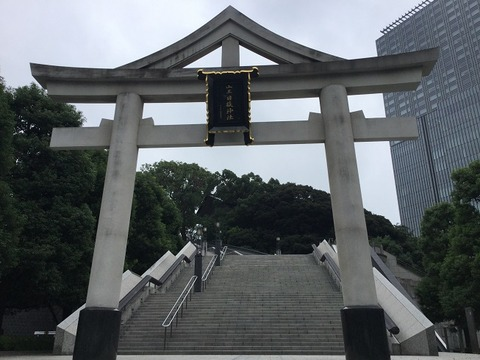 20161001日枝神社